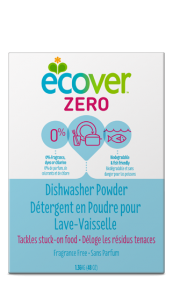 dishwasher powder fragrance free